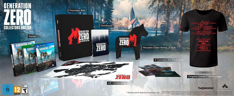 Generation Zero Коллекционное издание для PS4
