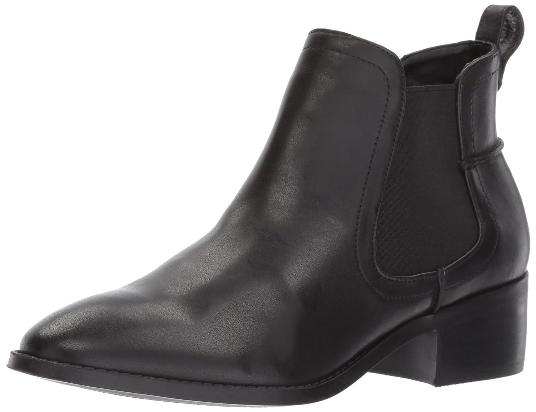 Steve Madden Women's Dicey Ankle Bootie B01MTFW0KF 9.5 B(M) US|Black Leather
