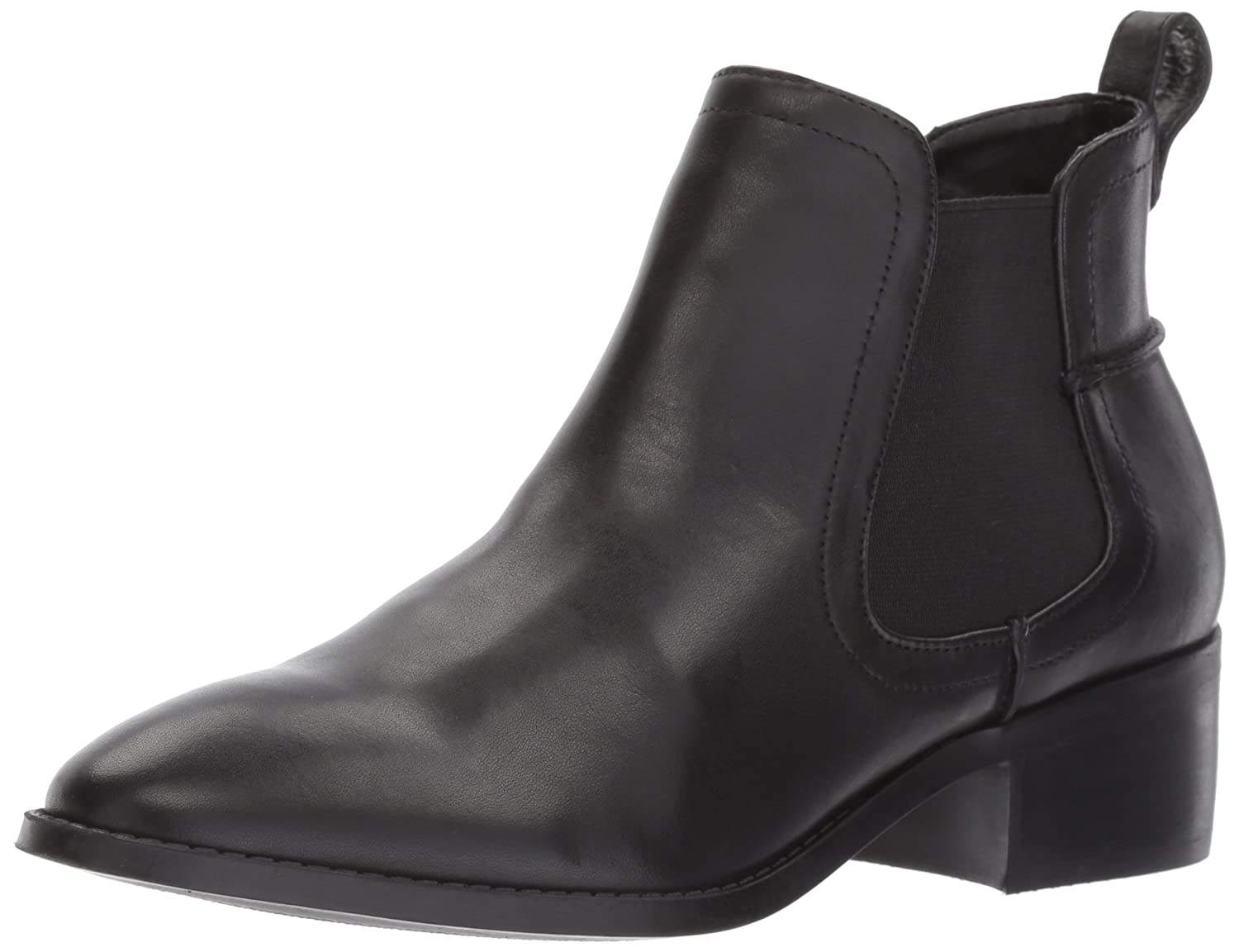 3402f7b1b8c7 Steve Madden Women's Dicey Ankle Bootie, Black Leather, 5.5 M US:  Amazon.ca: Shoes & Handbags