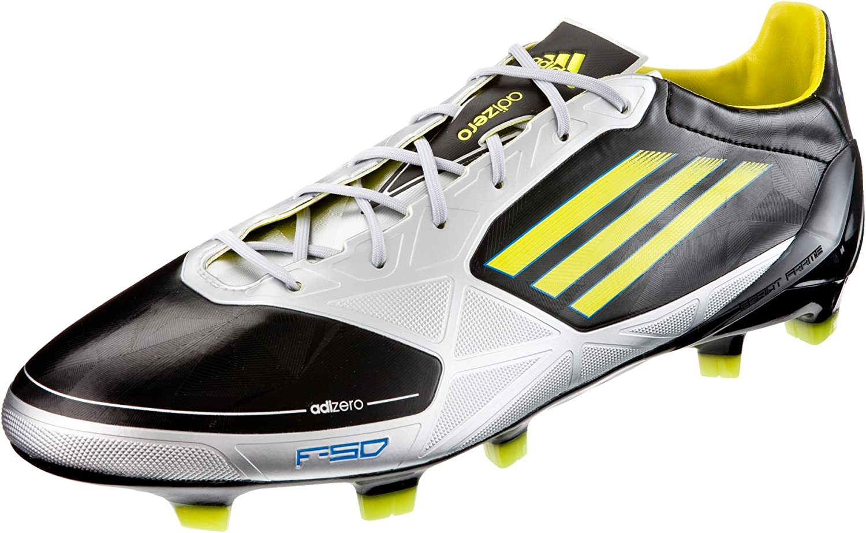 adidas F50 Adizero TRX FG sintéticos Negro v21438 tamaño: 42