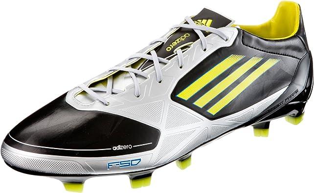 adidas F50 adizero trx fg sintéticos Negro v21438 tamaño: 42 ...
