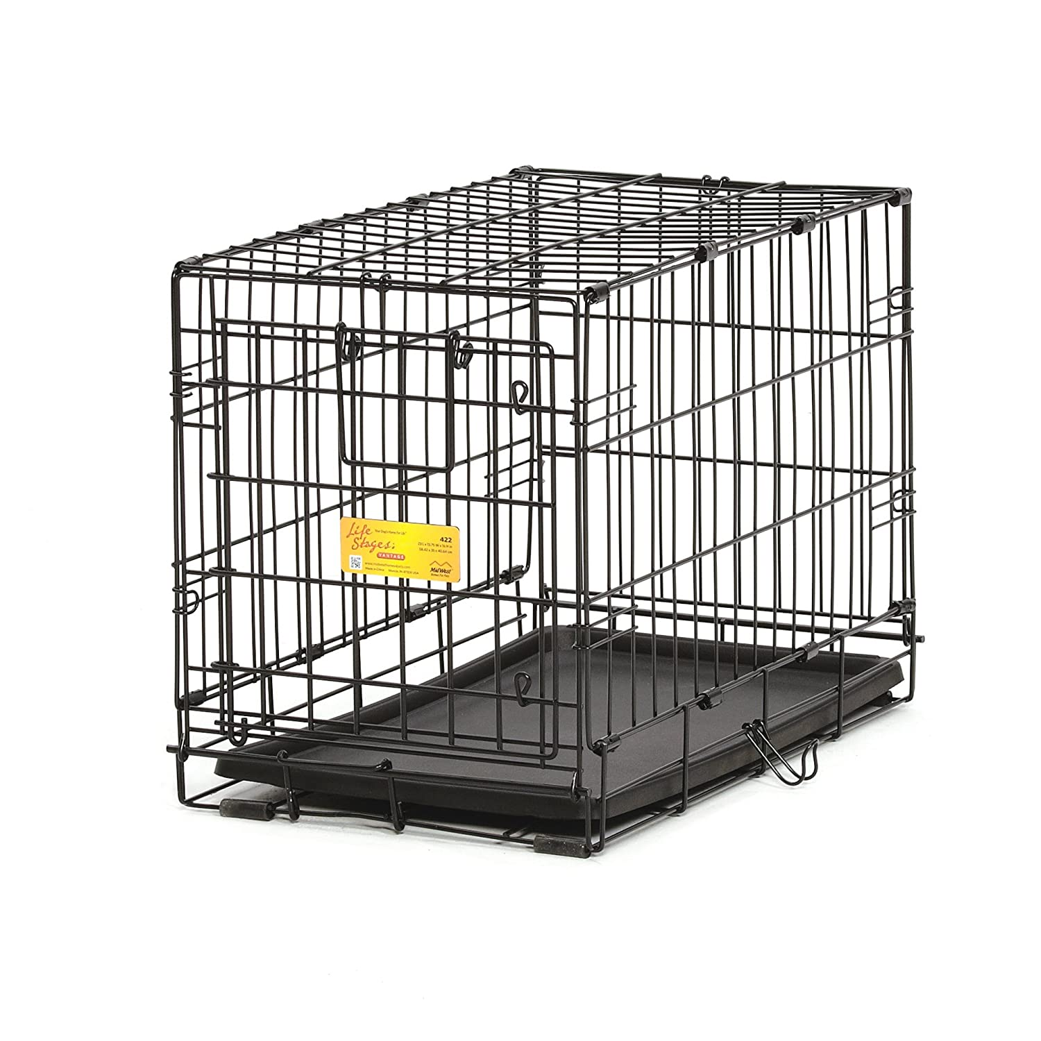 Amazon Midwest Homes For Pets Life Stages Ace Dog Crate 22