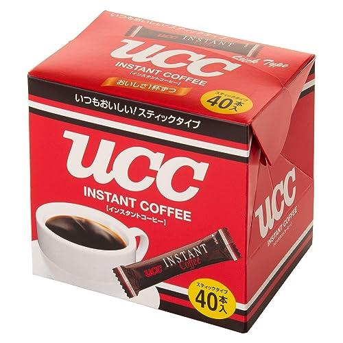 UCC インスタントコーヒー スティック