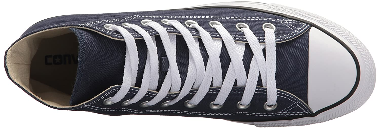 Converse Chuck Taylor All 10 Star High Top B000LFG2FQ 10 All US Men/12 US Women|Navy 5281e7