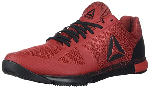 4ad4b8cf4d7 Reebok Men s Speed Tr 2.0 Sneaker Rich Magma Black Primal Red 7.5 D ...
