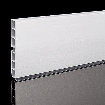 1,5m kÜchensockel aluminium 100mm sockelleisten küchen ... - Sockelleisten Für Küchen