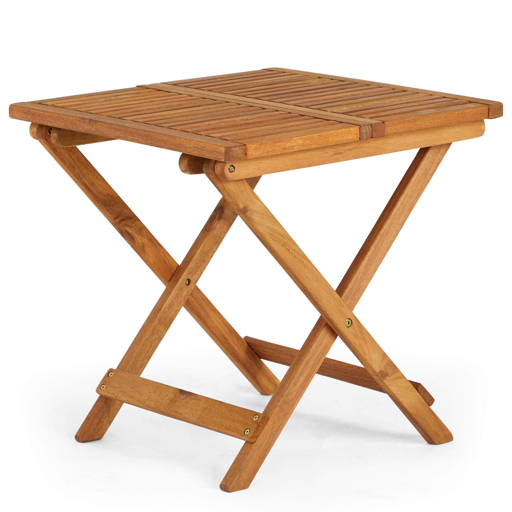 Adige Folding Table Small Garden or Camping Table Ideal as Side Table