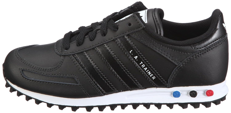 scarpe adidas trainer pelle