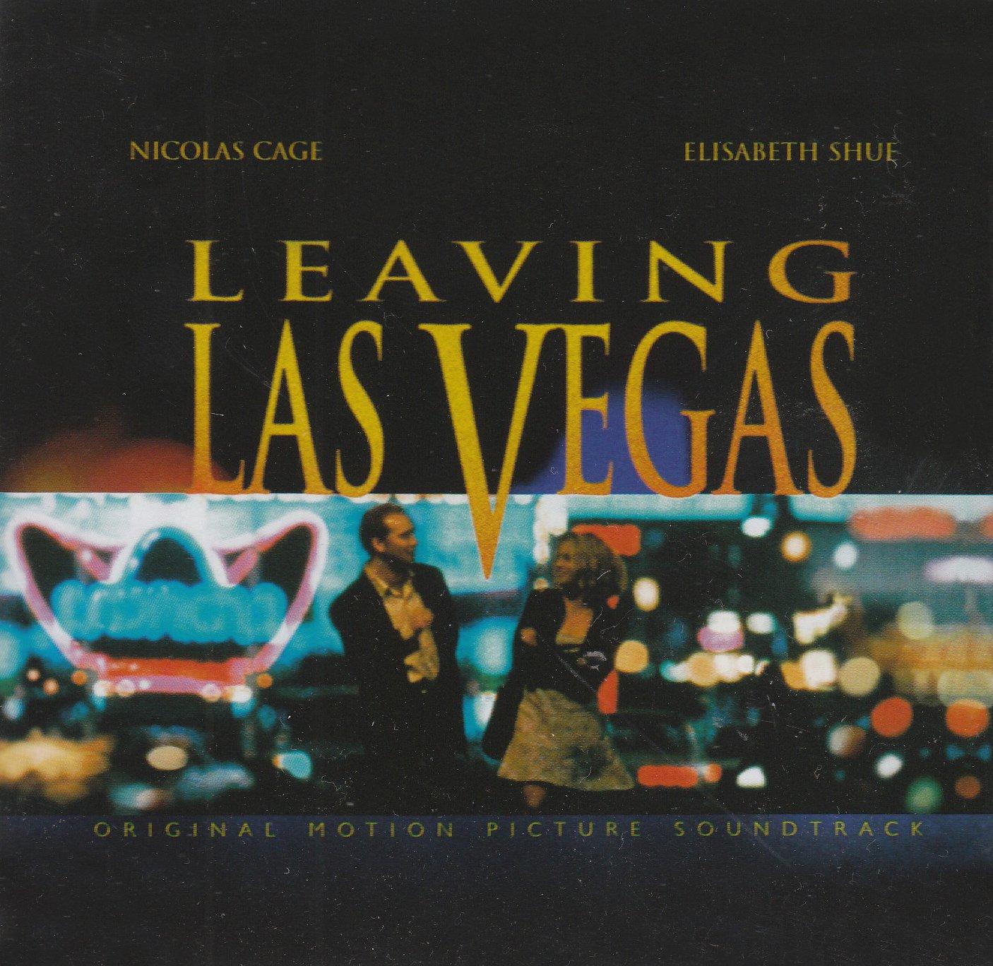 various artists leaving las vegas original motion picture