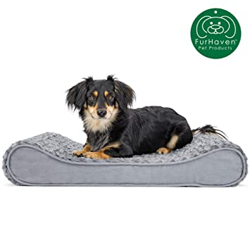 Amazon.com: Furhaven - Cama ortopédica para mascotas para ...