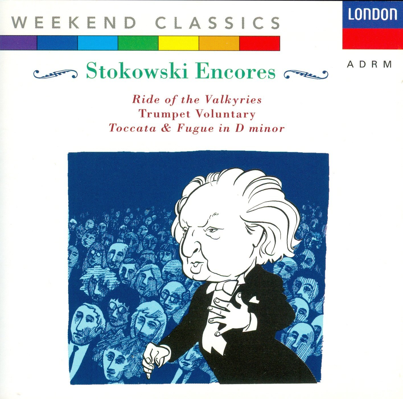 Great interest Stokowski Encores: Free shipping Ride of the Voluntary Trumpet Valkyries Tocca