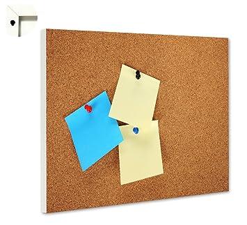Pizarra magnética tablón Memo Tarjeta con Diseño de Corcho ...