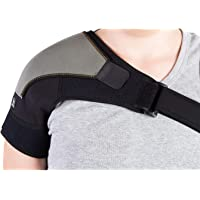 Shoulder Brace for AC Joint & Tendinitis | Shoulder Support for Pain Relief & Injury Prevention | Compression Shoulder…