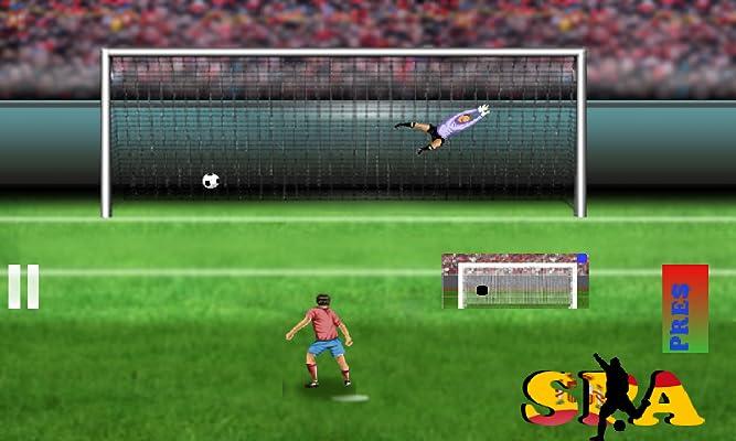 Tiros penales de futbol: Copa Euro, Copa Olimpica y La Clasificación 2014: Amazon.es: Appstore para Android