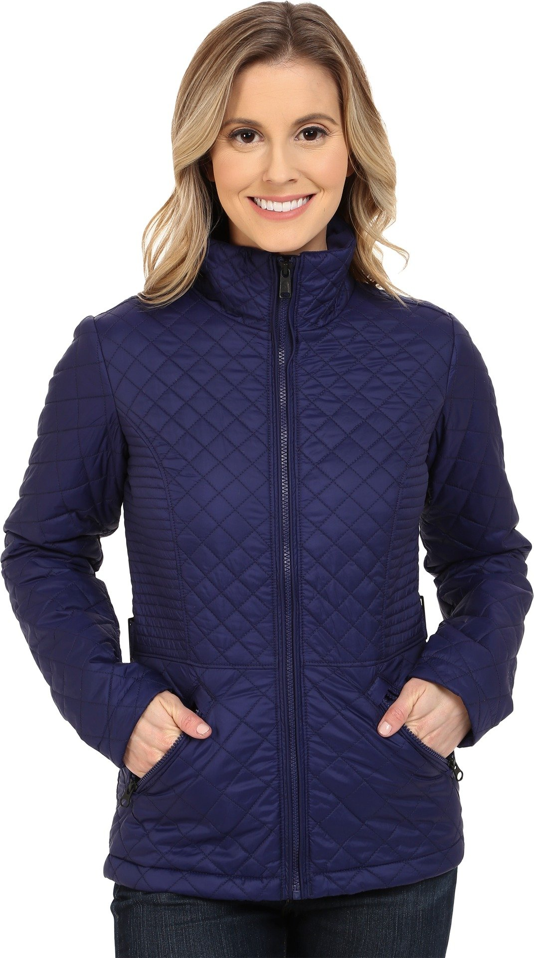 The North Face Women's Insulated Luna Jacket Patriot Blue MD