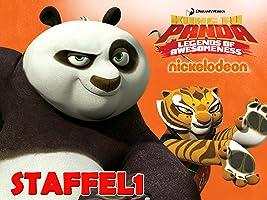 Kung Fu Panda Staffel 1