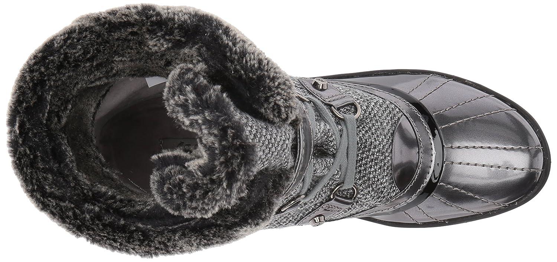 Anne Klein Women's Gallup 5.5 Fabric Snow Shoe B071YVWWCX 5.5 Gallup B(M) US|Grey/Multi Fabric 18ee8e