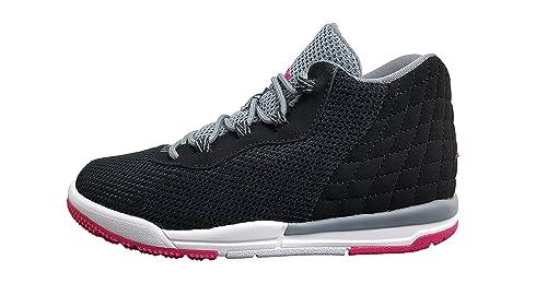 Nike 854292-007, Zapatillas de Baloncesto para Niñas, Negro ...