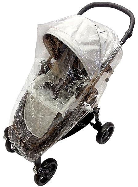 Protector de pantalla y funda protectora contra la lluvia de ion de litio para Chicco Activ3