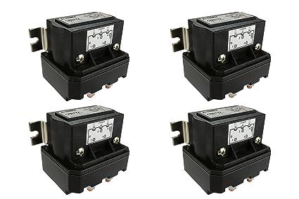 amazon com temco 4 lot 250 amps dc winch motor reversing solenoid