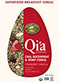Nature's Path Qi'a Superfood Breakfast Cereal - Cranberry Vanilla - 7.94 oz