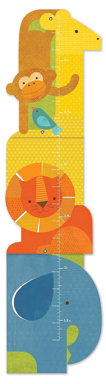 Petit Collage Folding Growth Chart, Tree Friends GC-TREE FRIENDS