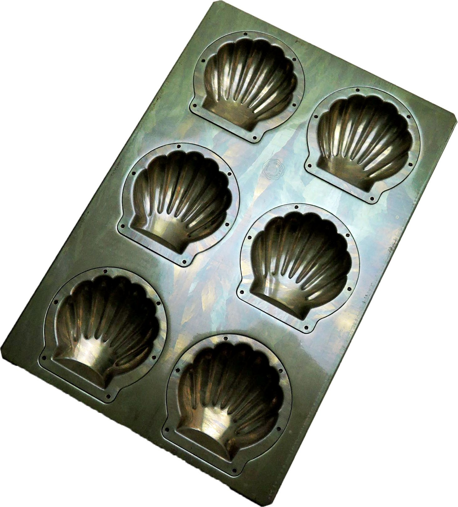CHIYODA MiniSizePan 6-Shell-Type STD-Coating H6-SHL-STD
