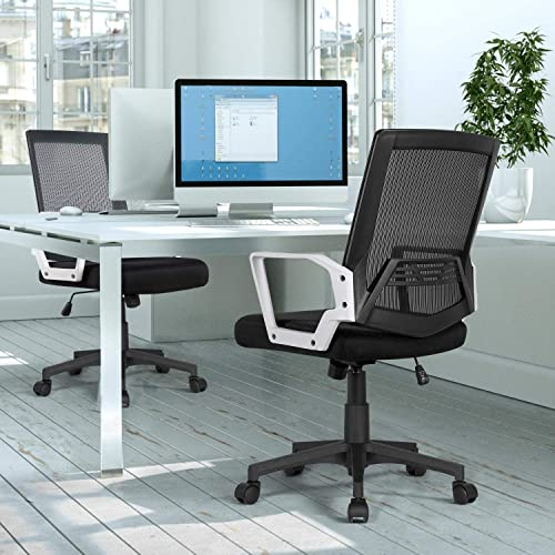 Topeakmart Ergonomic Mesh Office Chair Adjustable Executive Chair
