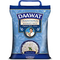 Daawat Traditional Basmati Rice, 5kg