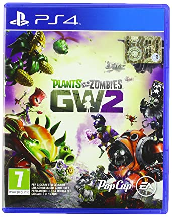 Plants Vs Zombies: Garden Warfare 2 (PS4) By Electronic Arts