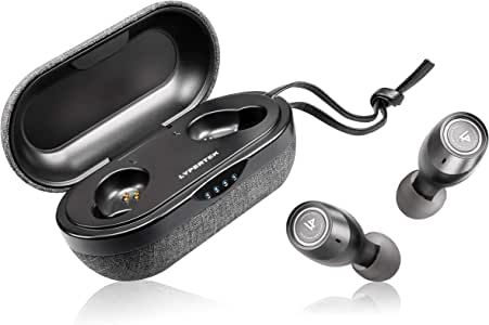 LYPERTEK TEVI True Wireless Earphone Bluetooth 5.0 IPX7 Waterproof Qualcomm QCC3020 Up to 10 Hours Playback Time USB Type-C Charging