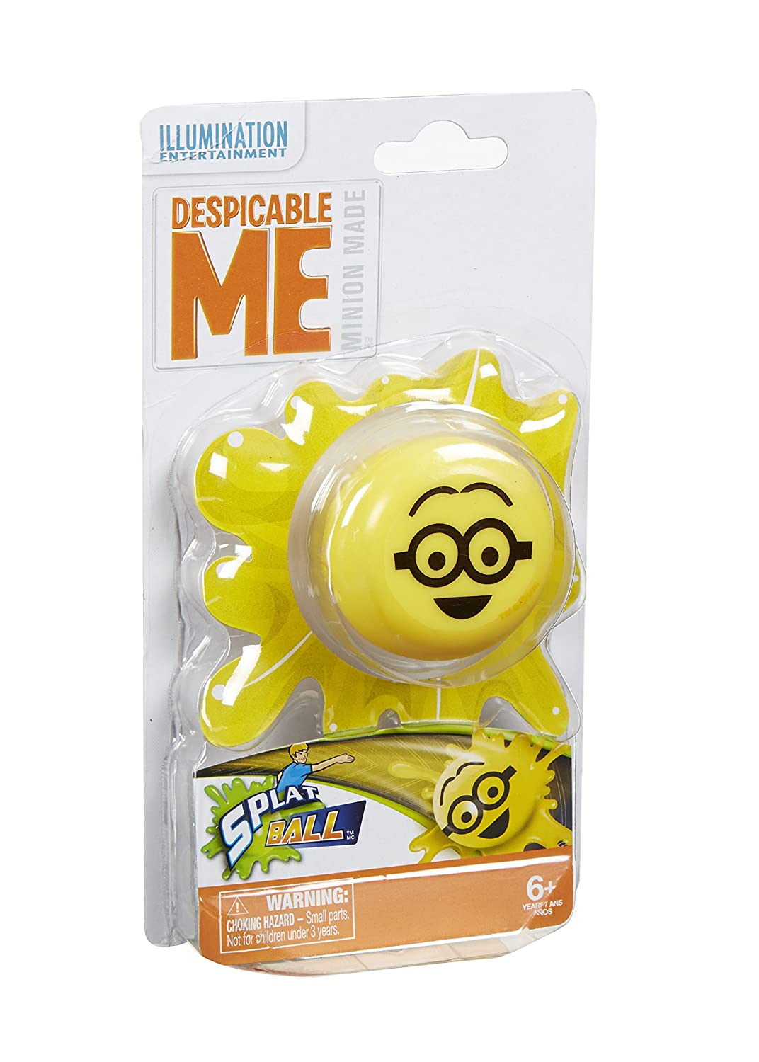 Minions Despicable Me Splat Ball