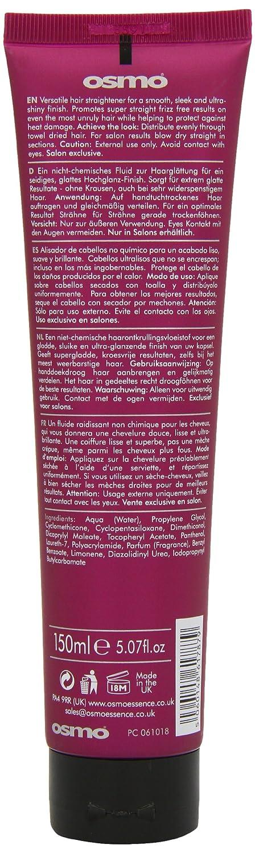 Amazon.com : Osmo Straightening Fluid, 5.07 Fl Ounce : Hair Styling Serums : Beauty