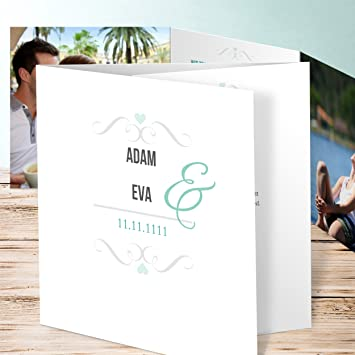 Hochzeitseinladungen Selber Gestalten Traupost 50 Karten