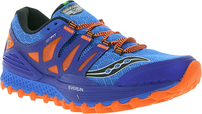 Saucony Xodus ISO Zapatilla De Correr Para Tierra - SS17 - 49: Amazon.es: Zapatos y complementos