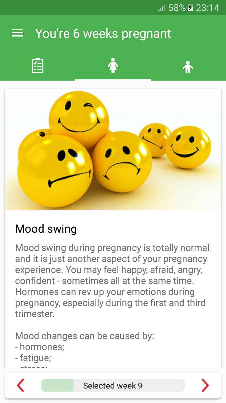Amazon Com Pregnancy Week By Week Appstore For Android