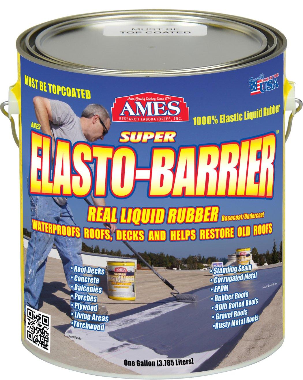 Ames Super Elasto Barrier