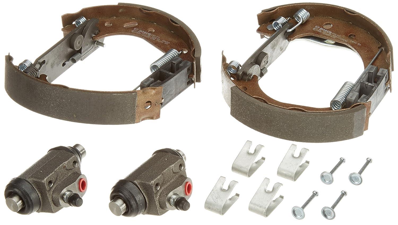 Bosch 204114600 zapata de freno de tambor 0204114600