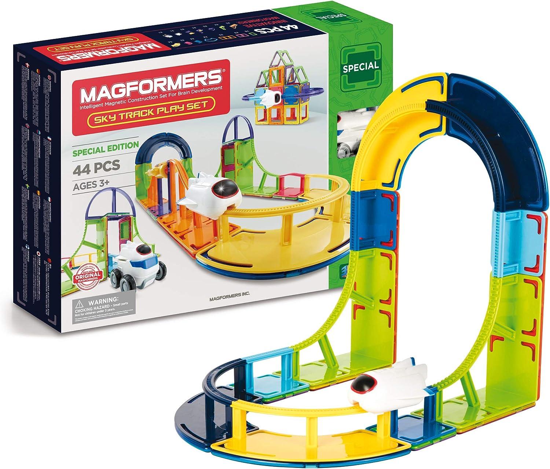 Magformers 799011 - Juego de monorraíl: Amazon.es: Juguetes y juegos