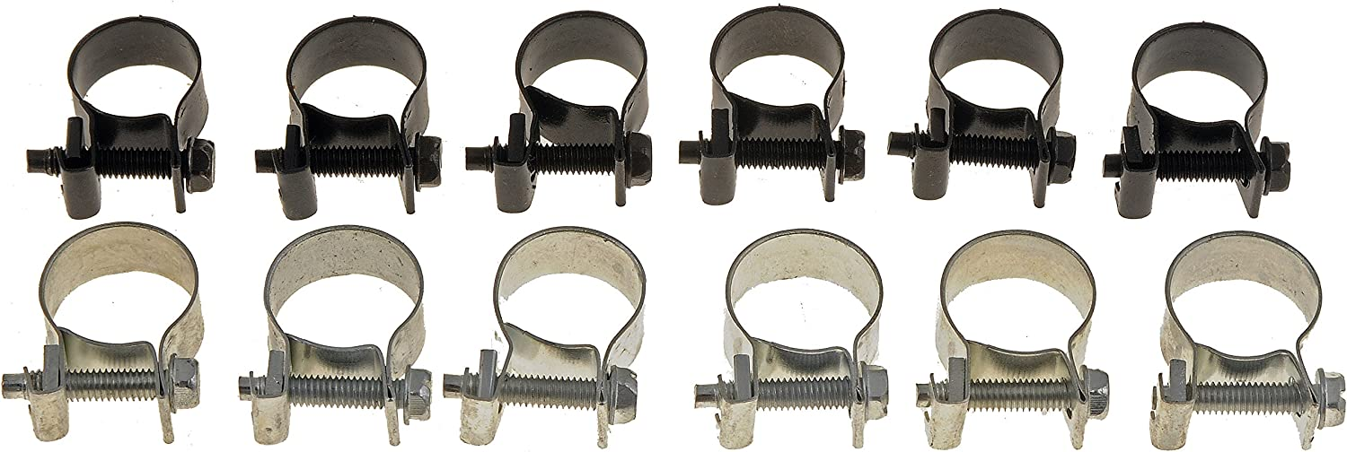 Midland 620-020 Series 620 Stainless Steel Wide Band Clamp 3//4-1-3//4 Diameter Range 1//2 Band #20 Size 1//2 Band 5//16 Screw 3//4-1-3//4 Diameter Range Midland Metal 5//16 Screw Stainless Steel