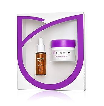 Uresim Pack Crema Nutritiva Y Serum, 80 ml, Pack de 1: Amazon.es
