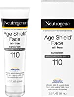 Neutrogena Age Shield Face Lotion Sunscreen with Broad Spectrum SPF 110,