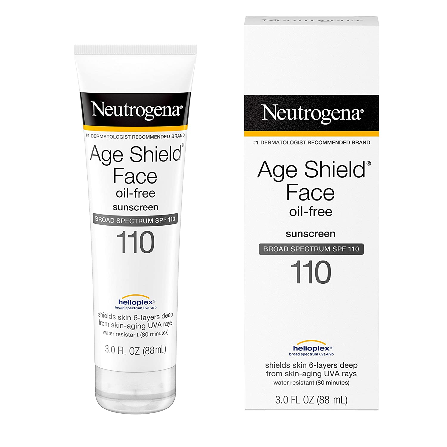 Morningkoffee.com Neutrogen Age Shield Face Oil Free | Best Skincare Poducts Under $15
