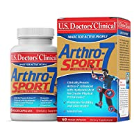 U.S. Doctors' Clinical Arthro-7 Sport for Joint Health and Flexibility with AR7...