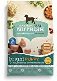 Rachael Ray Nutrish Bright Puppy Natural Dry Dog Food, Real Chicken & Brown Rice Recipe, 14 Lbs