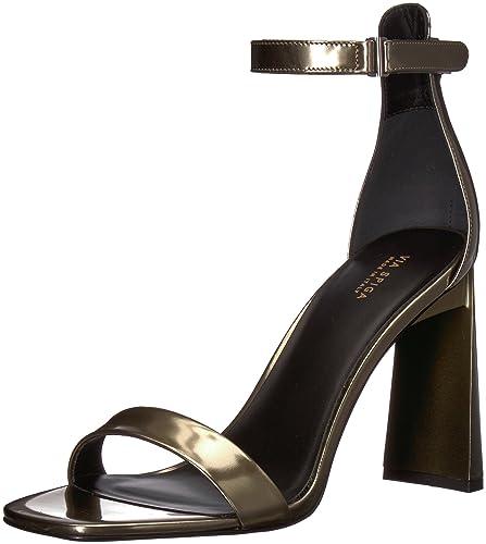 Via Spiga Womens Faxon Angular Heeled Sandal  B074CYKTQY
