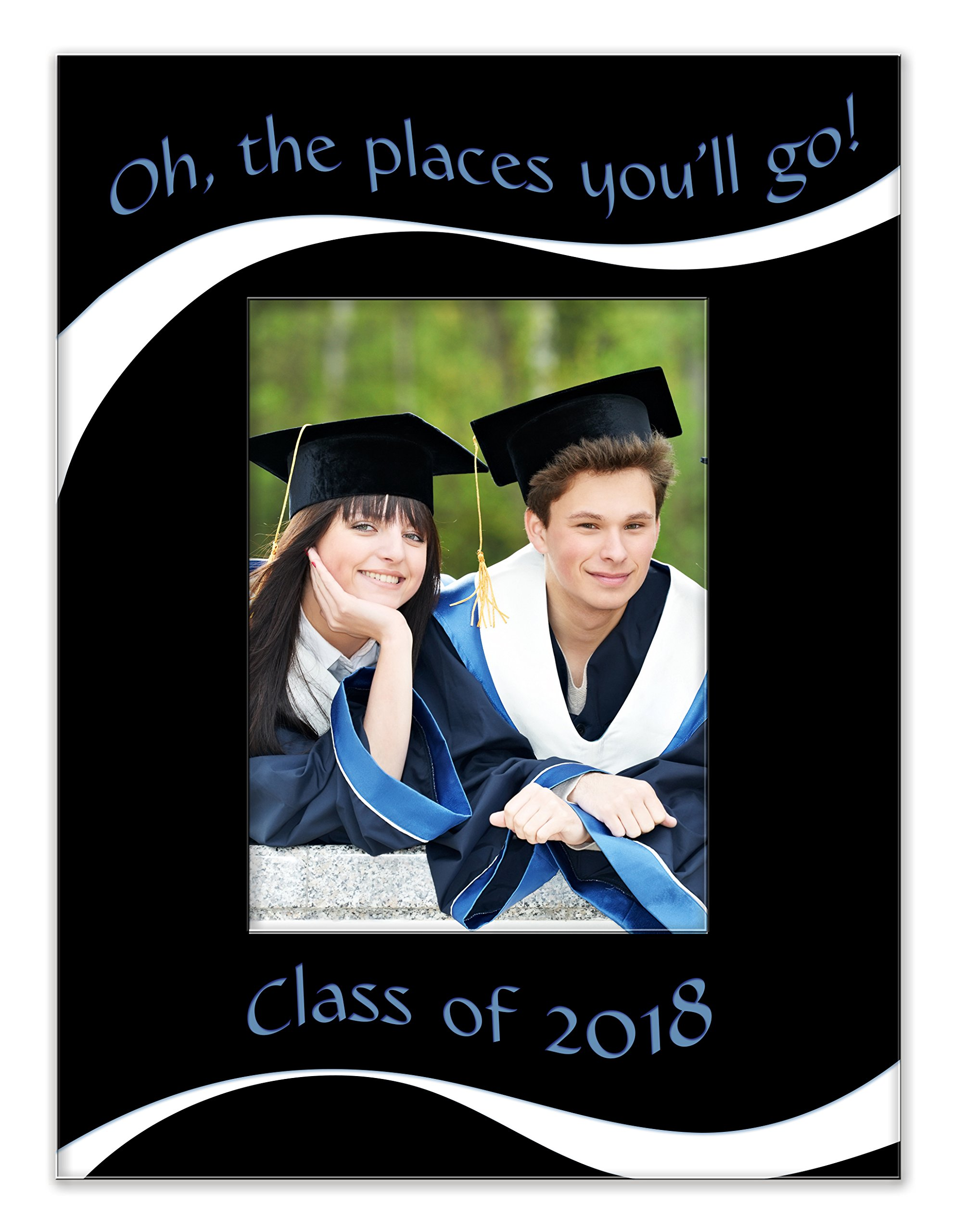 Cathedral Art MF266 Class of 2018 Graduation Frame, Black