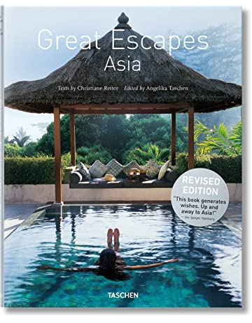 Great Escapes Asia. Updated Edition Jumbo Idioma Inglés: Amazon.es ...