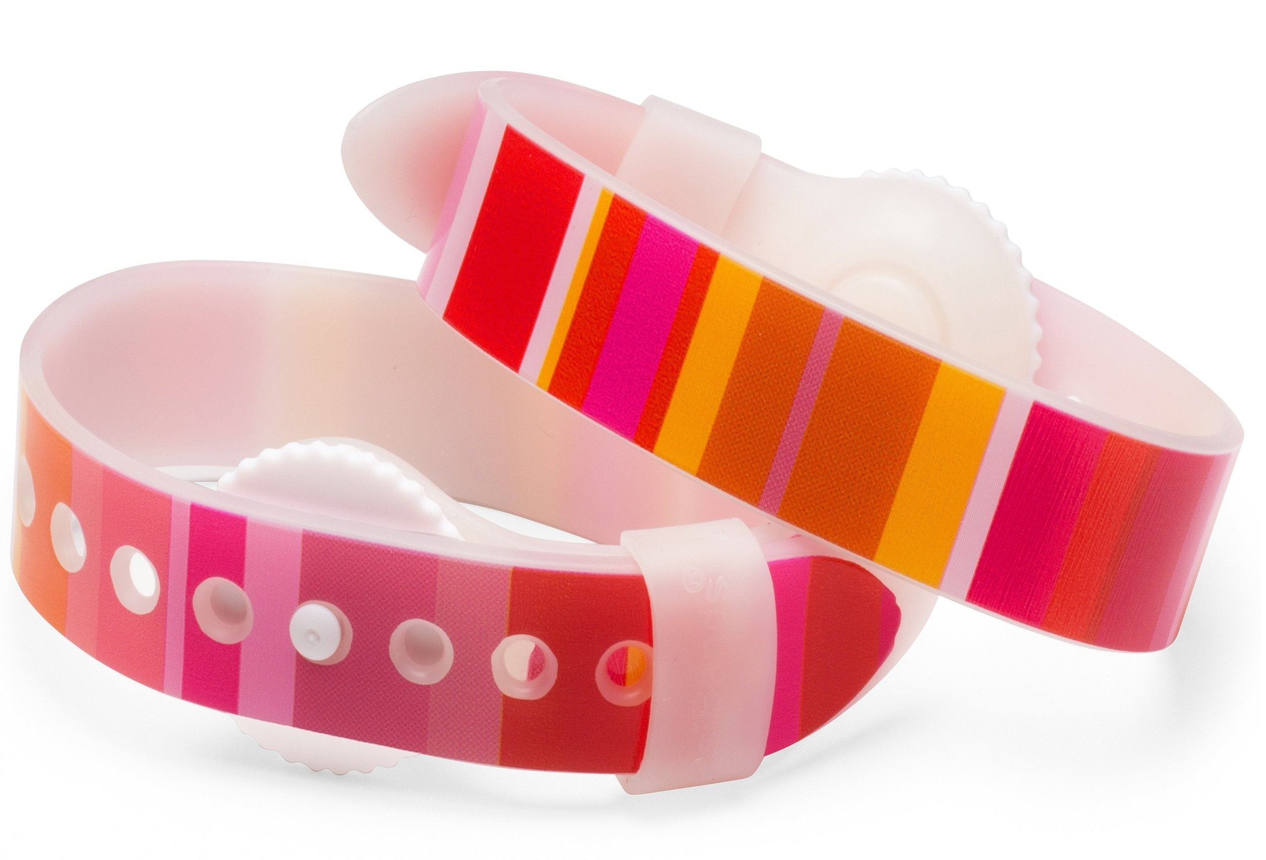 Psi Bands Acupressure Wrist Bands for the Relief of Nausea - Color Play