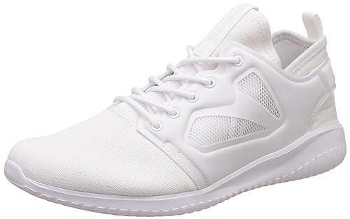 1dd6199fc900 Reebok Women s Skycush Evolution WOV White White Sneakers - 5 UK India (38